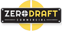 Zerodraft Commercial Logo